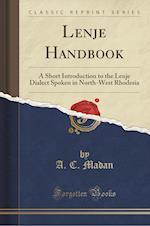 Lenje Handbook af A. C. Madan