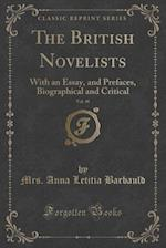 The British Novelists, Vol. 48 af Mrs Anna Letitia Barbauld