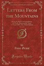Letters from the Mountains, Vol. 2 of 3