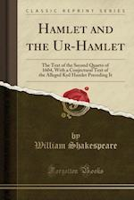 Hamlet and the Ur-Hamlet