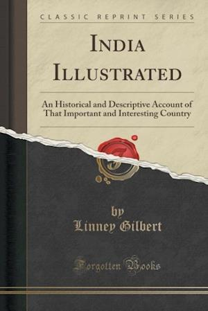 Bog, paperback India Illustrated af Linney Gilbert