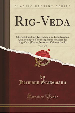 Bog, paperback Rig-Veda, Vol. 2 of 2 af Hermann Grassmann