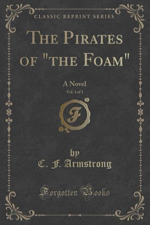 Bog, paperback The Pirates of the Foam, Vol. 3 of 3 af C. F. Armstrong