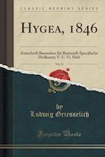 Hygea, 1846, Vol. 21