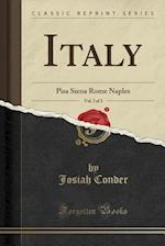 Italy, Vol. 3 of 3
