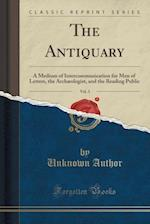 The Antiquary, Vol. 3