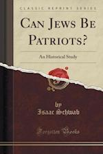 Can Jews Be Patriots?