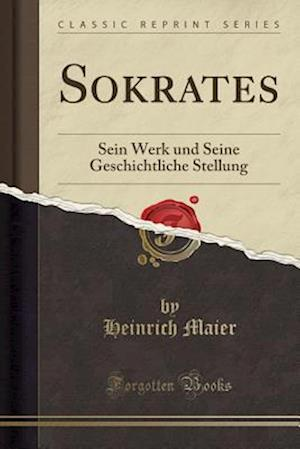 Bog, paperback Sokrates af Heinrich Maier