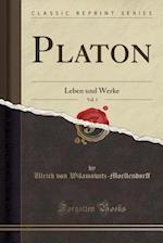 Platon, Vol. 1