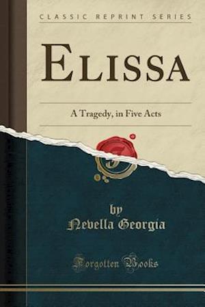 Bog, paperback Elissa af Nevella Georgia