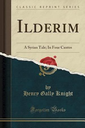 Bog, hæftet Ilderim: A Syrian Tale; In Four Cantos (Classic Reprint) af Henry Gally Knight