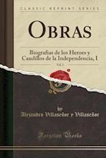 Obras, Vol. 3 af Alejandro Villasenor y. Villasenor