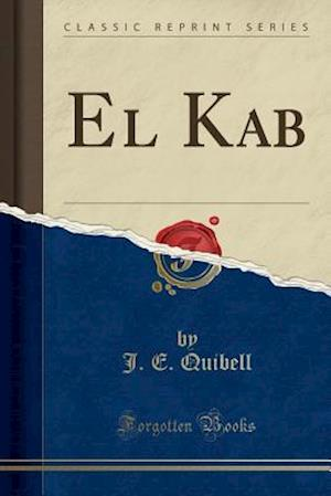 Bog, paperback El Kab (Classic Reprint) af J. E. Quibell