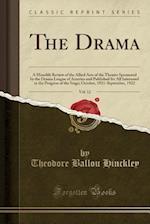 The Drama, Vol. 12
