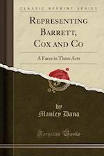 Representing Barrett, Cox and Co af Manley Dana