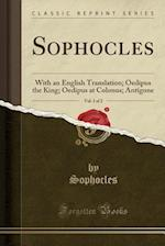 Sophocles, Vol. 1 of 2