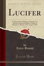 Lucifer, Vol. 16