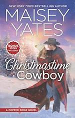 Christmastime Cowboy (Copper Ridge)