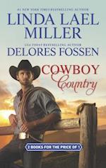 Cowboy Country (Montana Creeds)
