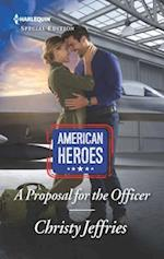 A Proposal for the Officer (Harlequin Special Edition)