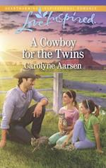 A Cowboy for the Twins (Love Inspired)