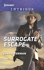 Surrogate Escape (HARLEQUIN INTRIGUE SERIES)