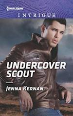 Undercover Scout (HARLEQUIN INTRIGUE SERIES)