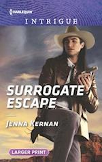 Surrogate Escape (Apache Protectors Wolf Den)