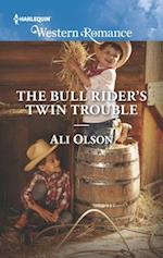 The Bull Rider's Twin Trouble af Ali Olson