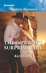 The Cowboy's Surprise Baby af Ali Olson