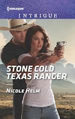 Stone Cold Texas Ranger (Harlequin Intrigue, nr. 1687)