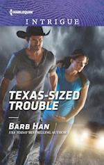 Texas-Sized Trouble (Cattlemen Crime Club, nr. 4)