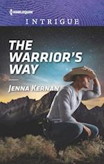 The Warrior's Way (HARLEQUIN INTRIGUE SERIES)