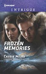 Frozen Memories (HARLEQUIN INTRIGUE SERIES)