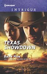 Texas Showdown (HARLEQUIN INTRIGUE SERIES)