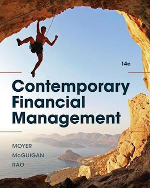 Bog, hardback Contemporary Financial Management af Ramesh Rao