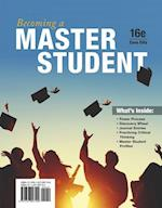 Becoming a Master Student (Textbook specific Csfi)