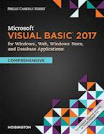Microsoft Visual Basic 2017 for Windows, Web, and Database Applications (Shelly Cashman)
