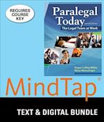Paralegal Today + Lms Integrated for Mindtap Paralegal, 1-term Access