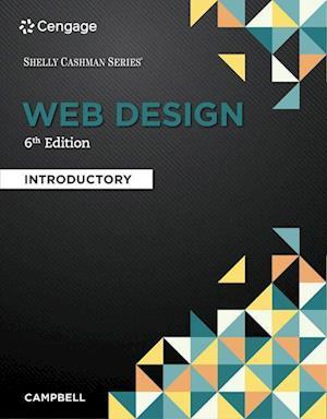Bog, paperback Web Design af Jennifer T. Campbell