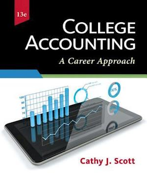 College Accounting: A Career Approach (with QuickBooks (R) Online)