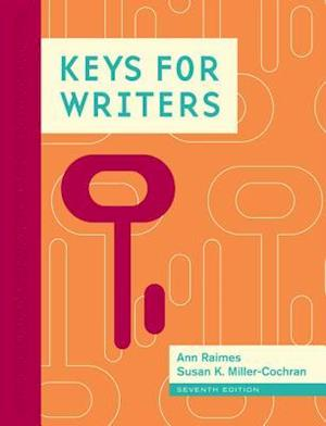 Bog, spiralryg Keys for Writers (with 2016 MLA Update Card) af Ann Raimes