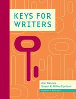 Keys for Writers (with 2016 MLA Update Card)