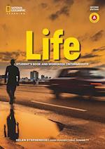 Life Intermediate Combo Split A with App Code and Workbook Audio CD