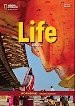 Life Advanced Workbook Without Key and Audio CD