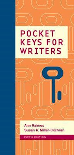 Bog, spiralryg Pocket Keys for Writers (with 2016 MLA Update Card) af Ann Raimes