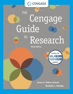 The Cengage Guide to Research (with 2016 MLA Update Card)
