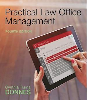 Bog, løsblade Practical Law Office Management, Loose-Leaf Version af Cynthia Traina Donnes