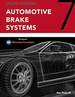 Automotive Brake Systems Classroom Manual and Shop Manual (Today's Technician)