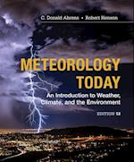 Meteorology Today: Introductory Weather Climate & Environment, 12th Edition